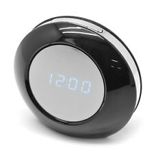 Motion Detect Hidden Alarm Clock HD Camera Cam Spy Camcorder DVR 1280x960