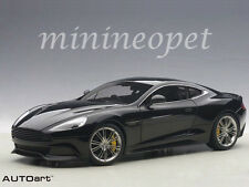 AUTOart 70247 2015 ASTON MARTIN VANQUISH 1/18 MODEL CAR GLOSSY BLACK