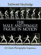 Dover Anatomy for Artists: The Male and Female Figure in Motion : 60 Classic...