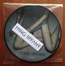 """Tying Tiffany  One 10"""" picture disc near mint"""