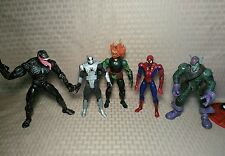 Hasbro Toy Biz Marvel Legends Lot Venom Jack O Lantern Spider-Man Green Goblin H