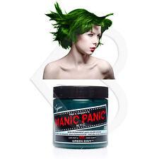 Manic Panic Clásico Semipermanente Cabello Tinte-Green Envy 118ml