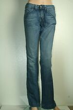 Diesel medium wash flap pocket low rise bootcut jeans tag size 27