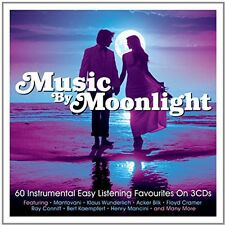 Various Artists - Music By Moonlight [New CD] UK - Import