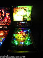 Gottlieb RAVEN 86 Pinball Machine LED Kit (RAVEN86) Complete Custom Light Kit