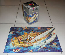 PUZZLE LOUP Admiral's Cup 250 pcs Heye 1974 TWO SIDED Jigsaw Double face Mordill