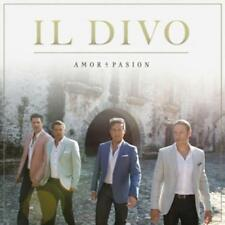 Il Divo-Amor & PASION-CD NUOVO
