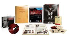 Deadly Premonition: Director's Cut Classified Edition PS3 limited collector's ed