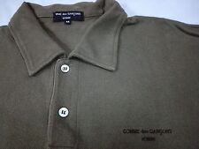 COMME des GARCONS JAPAN HOMME MAN CASUAL Polo T Shirt M Junya Watanabe