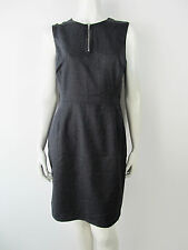 Love Moschino Dress Kleid Kleed Rock Jurk WV697000 Grau Neu 38 M