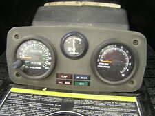 1994 Polaris Indy RXL 650 EFI  Cluster with Speedometer Tach and Fuel Gauge