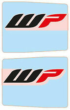 KTM FORK PROTECTION STICKER SET WP PERFORMANCE SYSTEMS DECAL 2005-2017 52000093