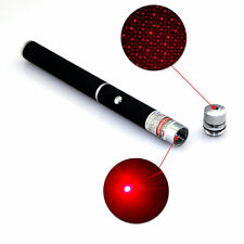 2in1 5mw Powerful 650nm Red Laser Pointer Pen Visible Light Beam Lazer