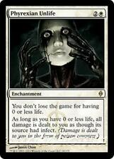 PHYREXIAN UNLIFE New Phyrexia MTG White Enchantment RARE