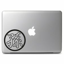Dragon Ball Son Gohan Symbol Decal Sticker for Macbook Air & Pro 13'' 15'' 17''