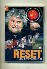 BEPPE GRILLO RESET # Casaleggio Associati DVD-Video 2007
