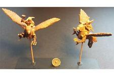 15mm Fantasy Frigian Hippogriff Riders (3 figures)