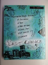 Verrado High School 2012 Yearbook 'Last Chance' & Commencement Pamphlet Shy B