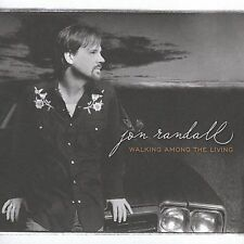 Walking Among the Living Jon Randall CD Bela Fleck, Vince Gill, Alison Krauss