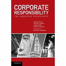 Corporate Responsibility American Experience Archie B. 9781107020948 Cond=LN:NSD