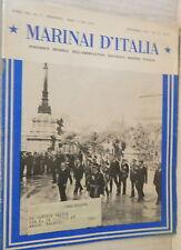 MARINAI D ITALIA 11 Novembre 1977 Raduno nazionale Cigala Fulgosi Attivita di e