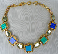 YVES SAINT LAURENT ELEGANT COLLIER COLORE