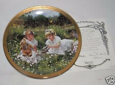 3rd Wildflowers of Love by Sandra Kuck Enchanted Gardens Collection COA 1929 A
