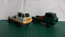 LONE STAR KINGS OF THE ROAD 1604 TOW TRUCK 1611 WASTE DISPOSAL For Parts Lorry