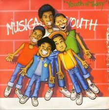 """MUSICAL YOUTH youth of today 7"""" PS EX/VG uk YOU 2"""