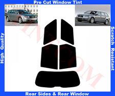 Pellicola Oscurante Vetri Auto Pre-Tagliata Audi A4 S.W. 5P 2001-2008 da5%a50%