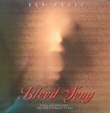 Blood Song - Ben Cross - Jennifer Burns - LaserDisc