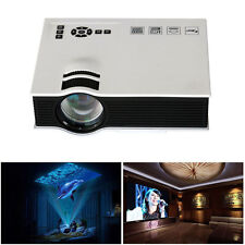 1200lumens LED Mini Home Multimediale Proiettore 1080P HD HDMI USB Video Sconto