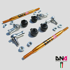 DNA Racing Racing Sway Bar Tie Rods on Uniball for Vauxhall Opel Corsa D VXR