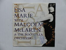 LISA MARIE with MALCOLM MCLAREN Something's jumpin in your shirt 655129 7