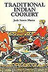 Traditional Indian Cookery by Jack Santa Maria