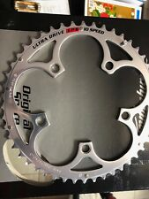 Origin-8 Alloy Ramped Chainrings Chainring Or8 110mm 48t Bk//sl