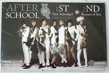 AFTER SCHOOL Afterschool 1st New Schoolgirl + 2nd Taiwan Special Edition #A4