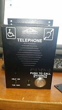 Allen Tel Emergency Phone Automatic Ring Down Circuit-Single Number Dial