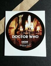 DOCTOR WHO MATT SMITH CANDLELIGHT CANDLES SCREWDRIVER GET GLUE GETGLUE STICKER