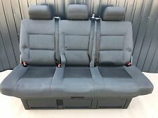 VW T5 Multivan Schlafbank Sitz Anthrazit Anthracite Duo #1