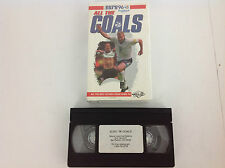 UEFA Euro 96 England All The Goals Best Action From Euro 96 Soccer - VHS Tape