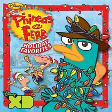 Phineas and Ferb - Holiday Favorites [New CD]