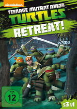 DVD * TEENAGE MUTANT NINJA TURTLES - RETREAT !  # NEU OVP =