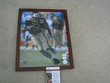 Saints WR Marques Colston Autographed 11x14 Photo - JSA