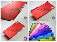 For Sony Xperia  Z2 Imported Hardback hard shell Back Case cover guard - Red