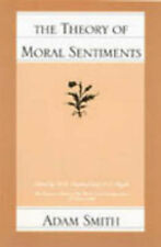 The Theory of Moral Sentiments by Adam Smith (Paperback, 1984)