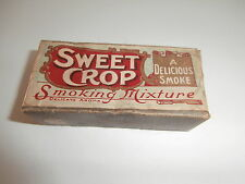 VINTAGE SWEET CROP SMOKING MIXTURE SHOP ADVERTISING DUMMY PACKET