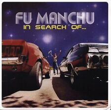 FU MANCHU - In Search Of...LP - Sealed NEW copy - Stoner Rock Metal Nebula