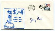 1973 SL 4 Kennedy Space center Florida Space Cover SIGNED