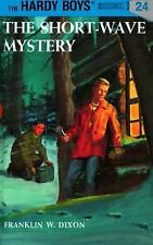 The Short-Wave Mystery Hardy Boys, Book 24